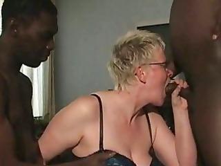 black boyz oral-stimulation from older white