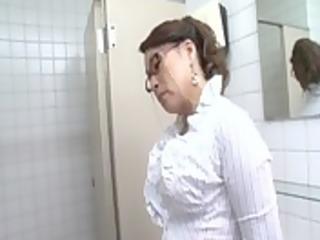 soul-48 - yuri takahata - principal aged woman