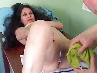 pretty older lalin girl acquires her love tunnel