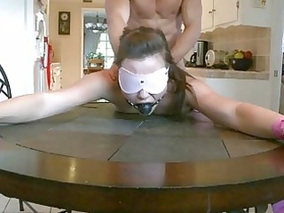 d like to fuck slut acquires abused and screwed