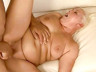 fat granny getting her slit screwed gorgeous hard