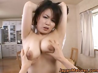miki sato real oriental mum has groupsex