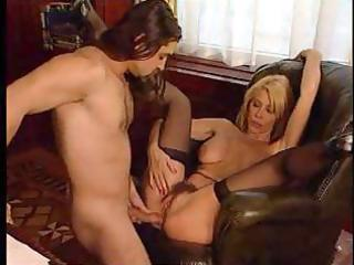 blonde mother i with a unshaved vagina acquires