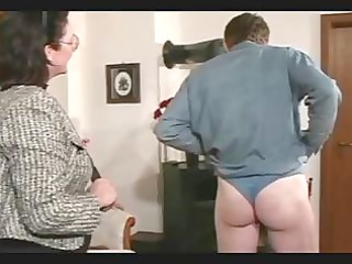 granny spanks and thongs the chap
