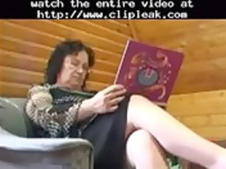 granny anal and the guy