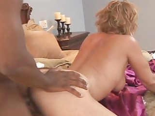 Freaky Mature Fucking Black Cock