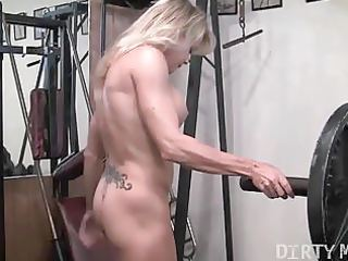 mandy k - aged blond hottie