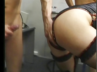 anal punishment for a french aged