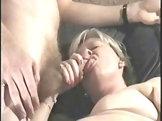 aged big beautiful woman wife heather engulfing a