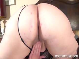 nasty older gratifying excited vagina