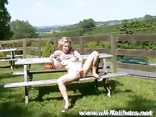 hawt blond mums public masturbation and outdoor