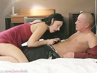 mamma hd wife copulates her toyboy