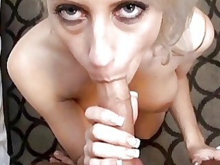 breasty golden-haired d like to fuck with