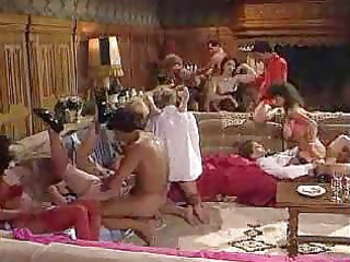 eighties hardcore group sex porn with hawt milfs