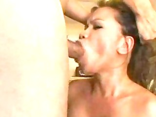 oriental aged arse pounded