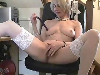 aged office snatch fucking