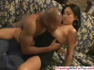 oriental house wife got darksome wang