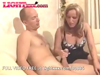 blond housewife non-professional valuable wife