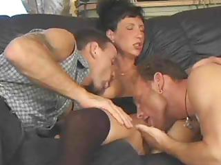 marvelous wife pleases hubby and ally