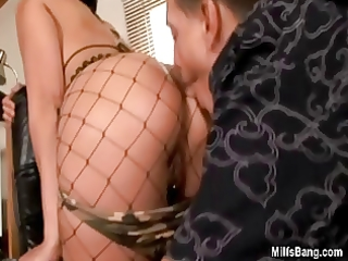 d like to fuck with feet fetish acquires her slit