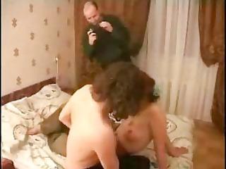 redhead milf threesome screwed by 9 lads