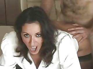 seductive breasty d like to fuck in nylons