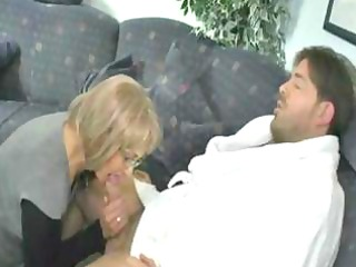 german older amateurs add a younger man for this
