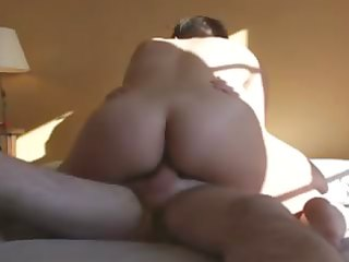 my french wife rides my dong