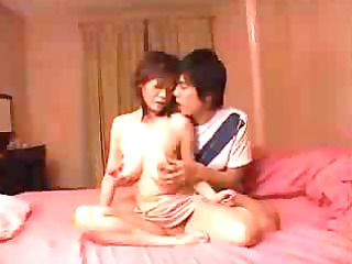 japanese mommy and son 2