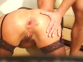 aged anal fisting monster chocolate hole extrem