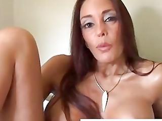 mature brunette hair winking anus