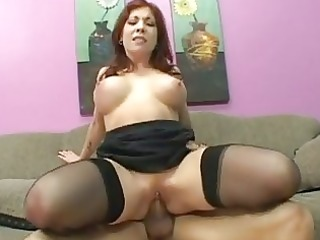 hawt mother i brittany oconnell bounces her