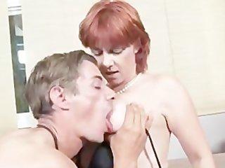 bigtit redhead hardcore mother i