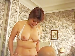 hairy big beautiful woman french older