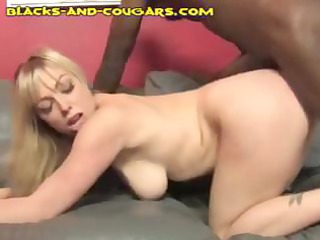 breasty golden-haired d like to fuck is getting