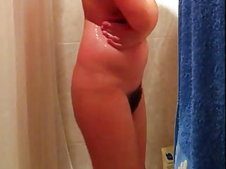 movie of hot nude wife in the shower with hidden