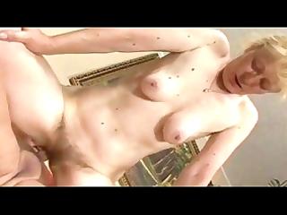 dad fucks hary granny by troc
