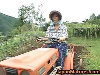 chisato shouda asian aged sweetheart acquires