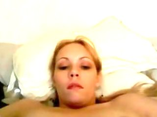 concupiscent blond mother i pancake tits in