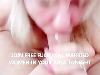wife giving boyfriend soaked sloppy