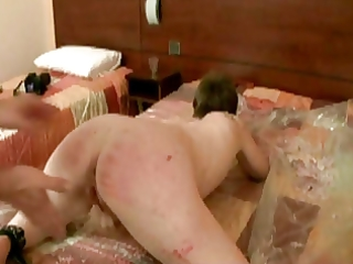 wife gets massive marital-device and rough