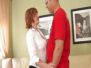wicked older redhead needs a fuc...