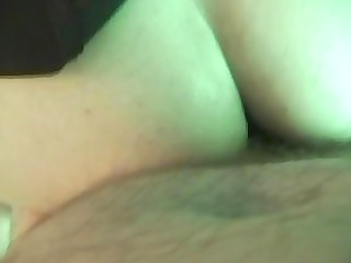 mature unshaved anal creampie