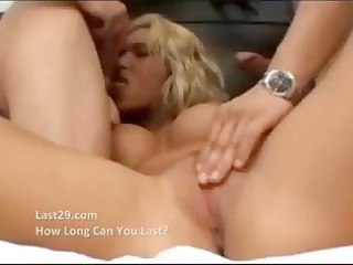 breasty blonde d like to fuck acquires her bawdy