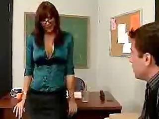 older teacher desi foxx sm30